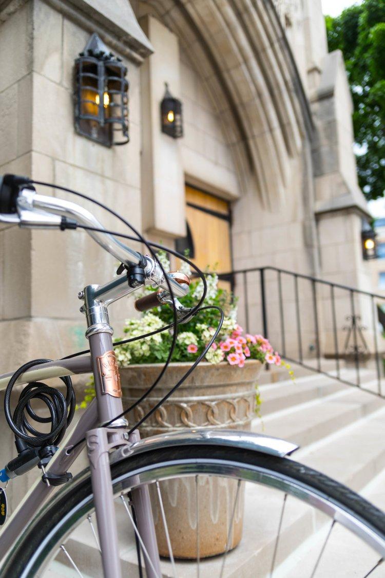 Riding Shinola Bixby Bicycles Around Metro-Detroit