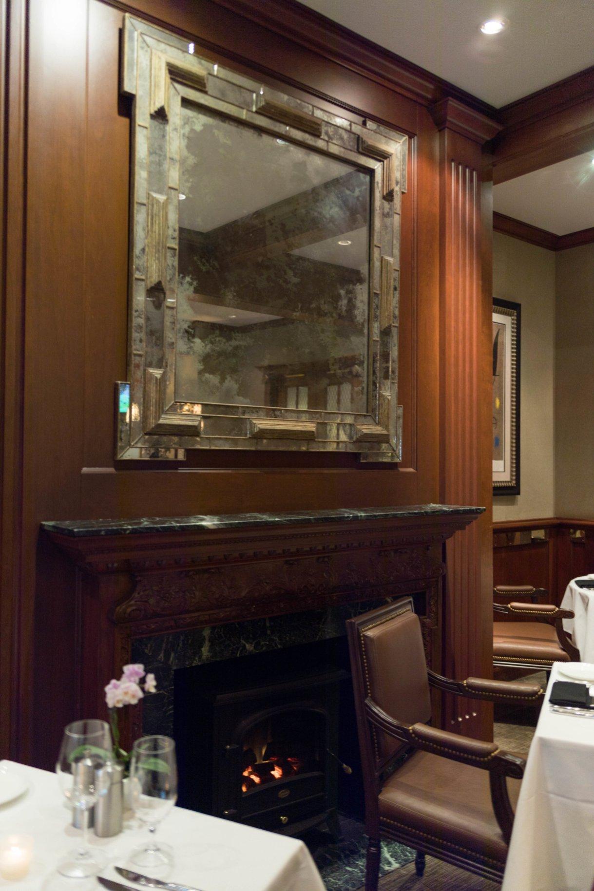 Luxury Restaurants of the World: Rugby Grille Birmingham