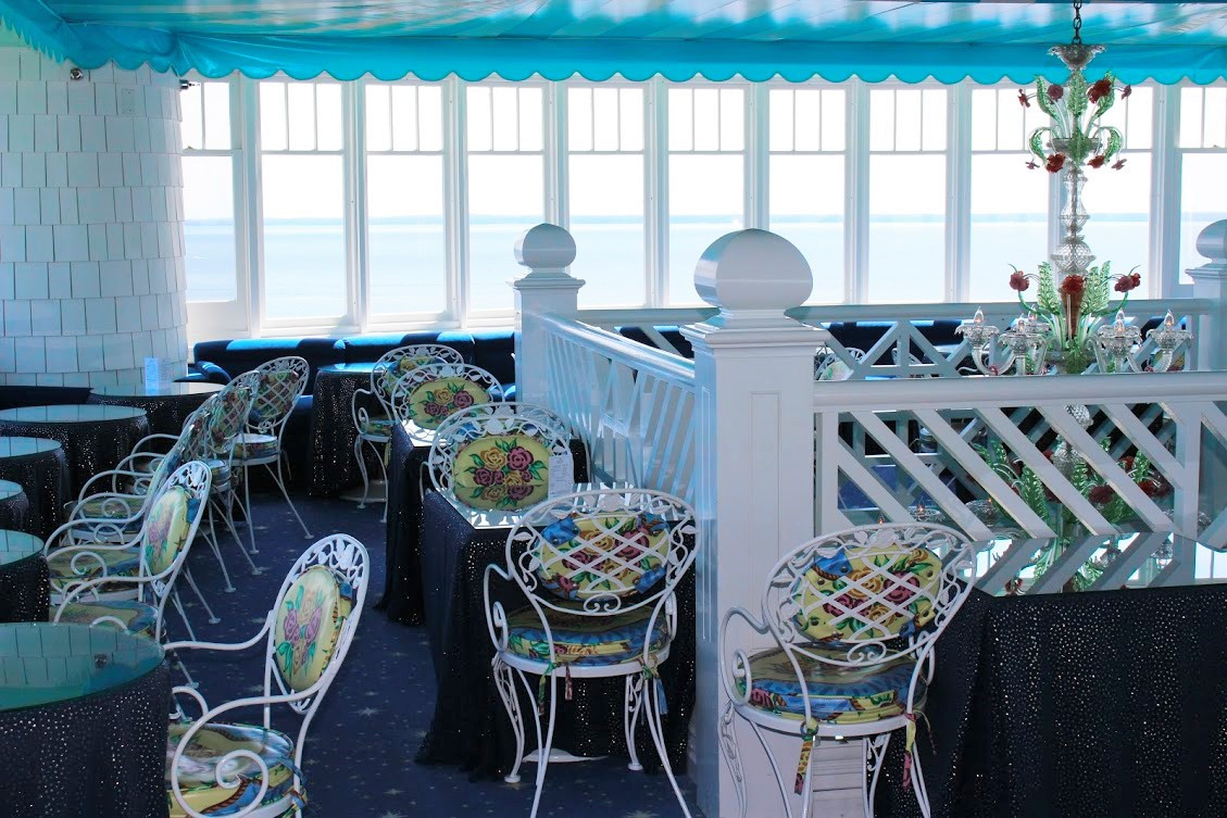 Cupola Bar Grand Hotel Mackinac Island