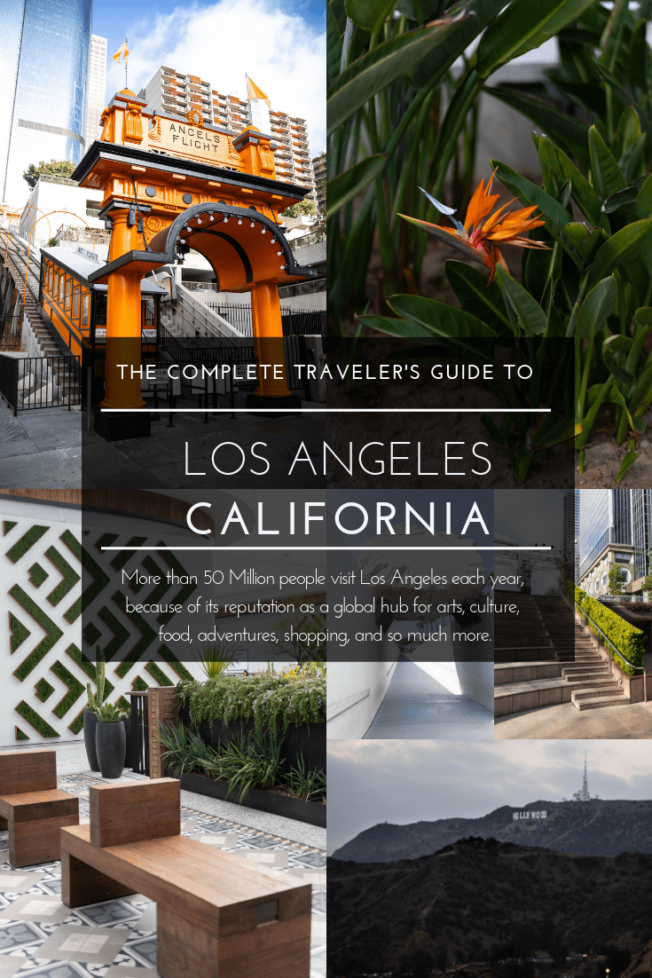 Los Angeles: The Complete Traveler's Guide by Annie Fairfax