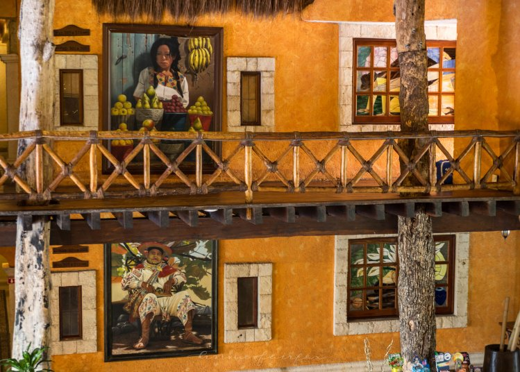 Luxury Hotels of the World: Hacienda Vista Real in Playa del Carmen
