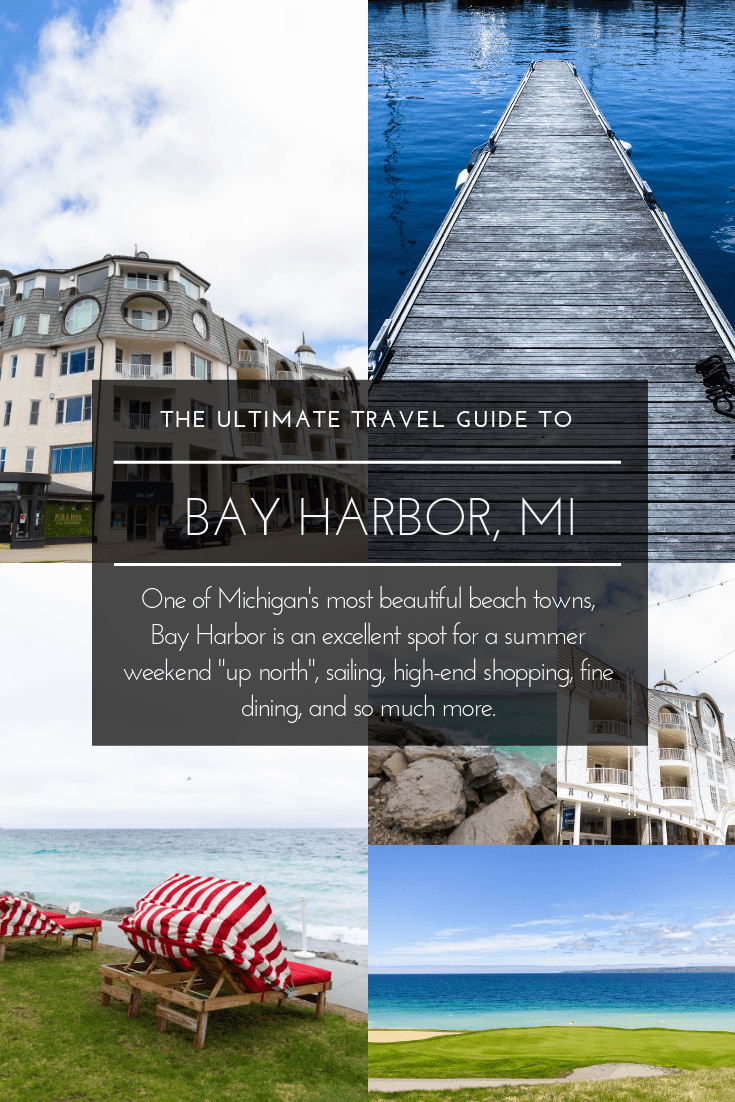 Bay Harbor Michigan Bay Harbor Michigan Travel Guide Tourism Up North Best Midwest Beaches Midwest Living