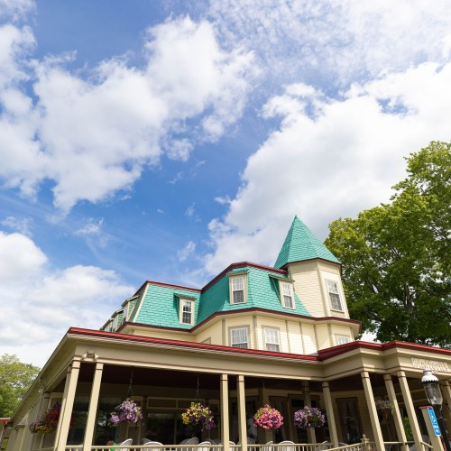 Luxury Hotels of the World: Stafford's Bay View Inn