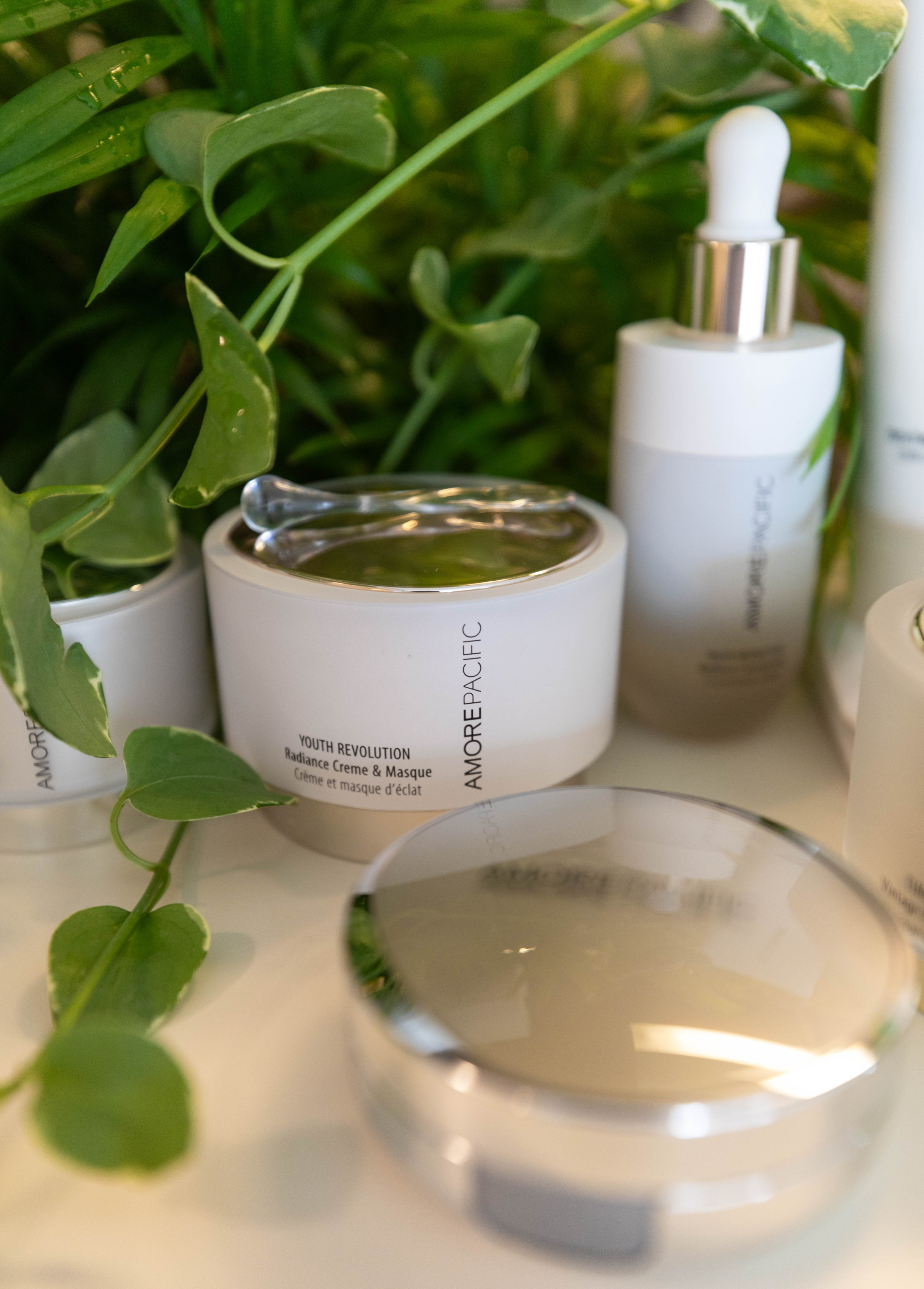 My 10 Step Korean Beauty Regimen with Amorepacific Skincare