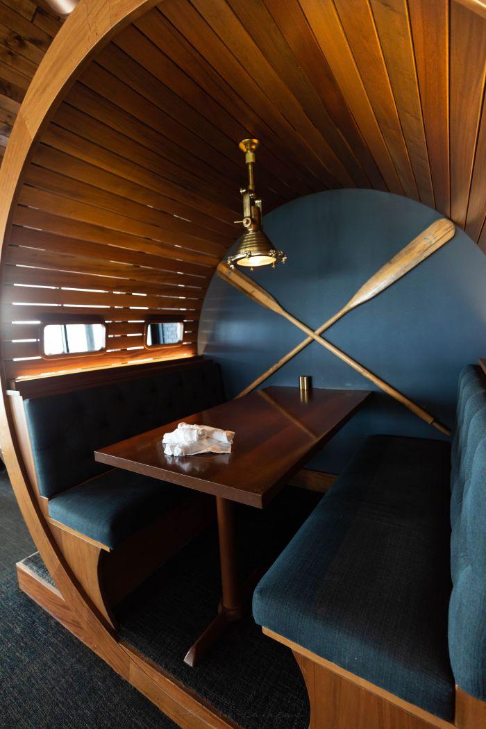 Luxury Restaurants of the World: Stafford's Pier Restaurant