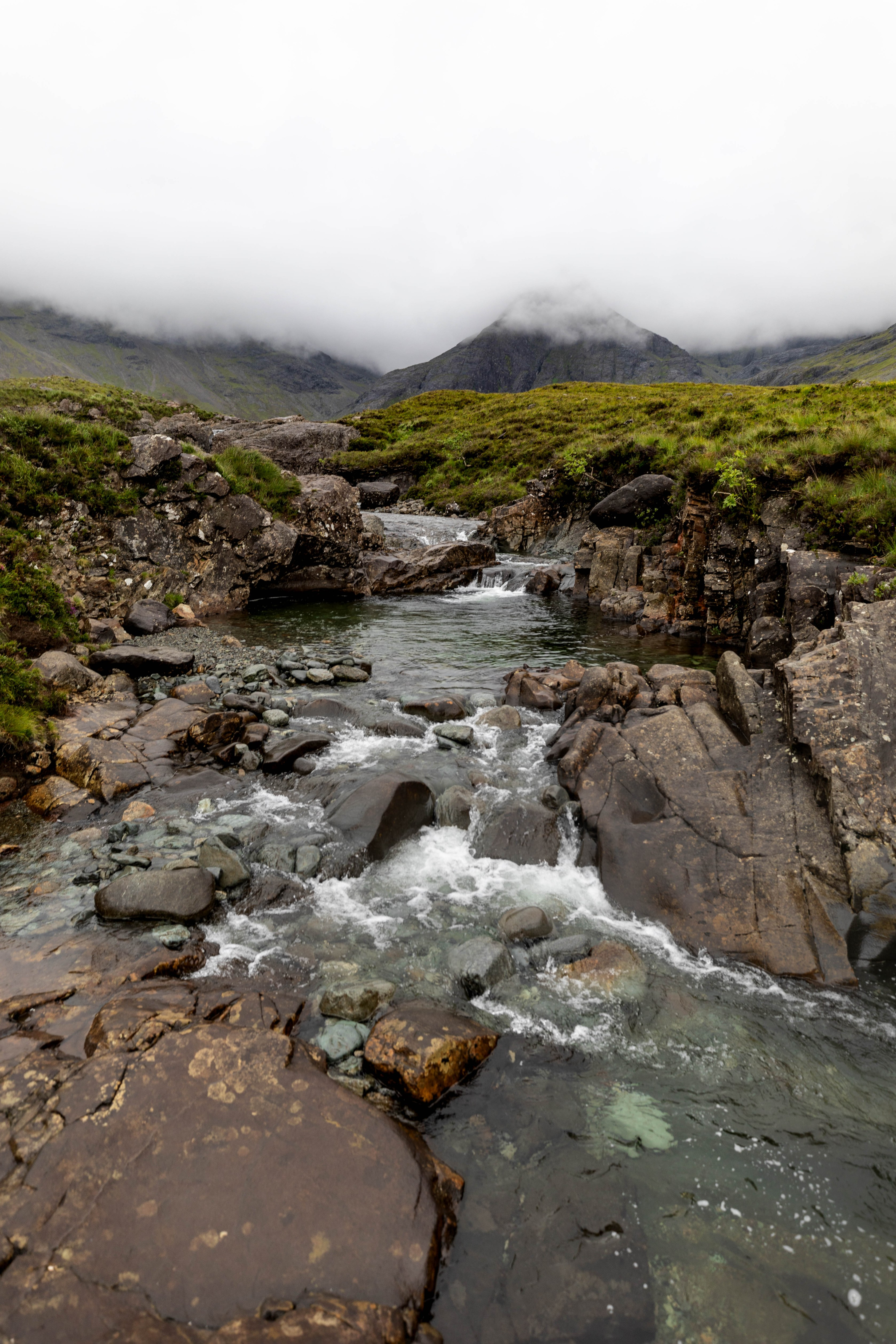 Hiking & Swimming in the Fairy Pools on Isle of Skye in Scotland, United Kingdom How to Get There, What to Bring