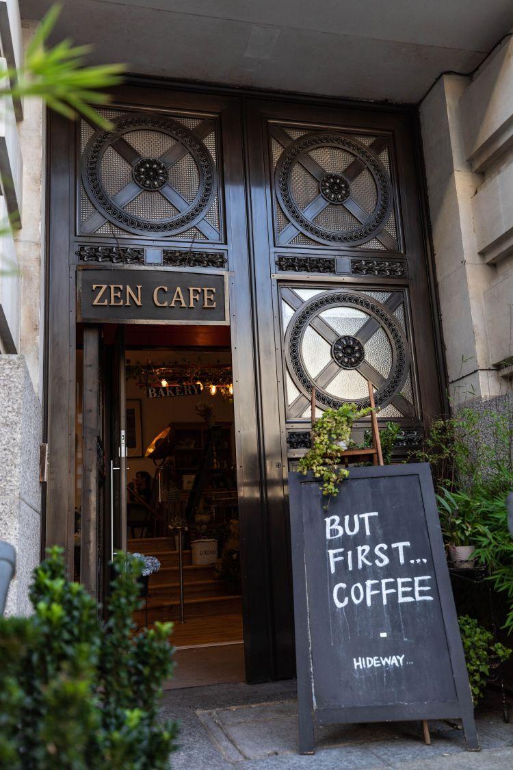 5 of the Prettiest Cafés in London