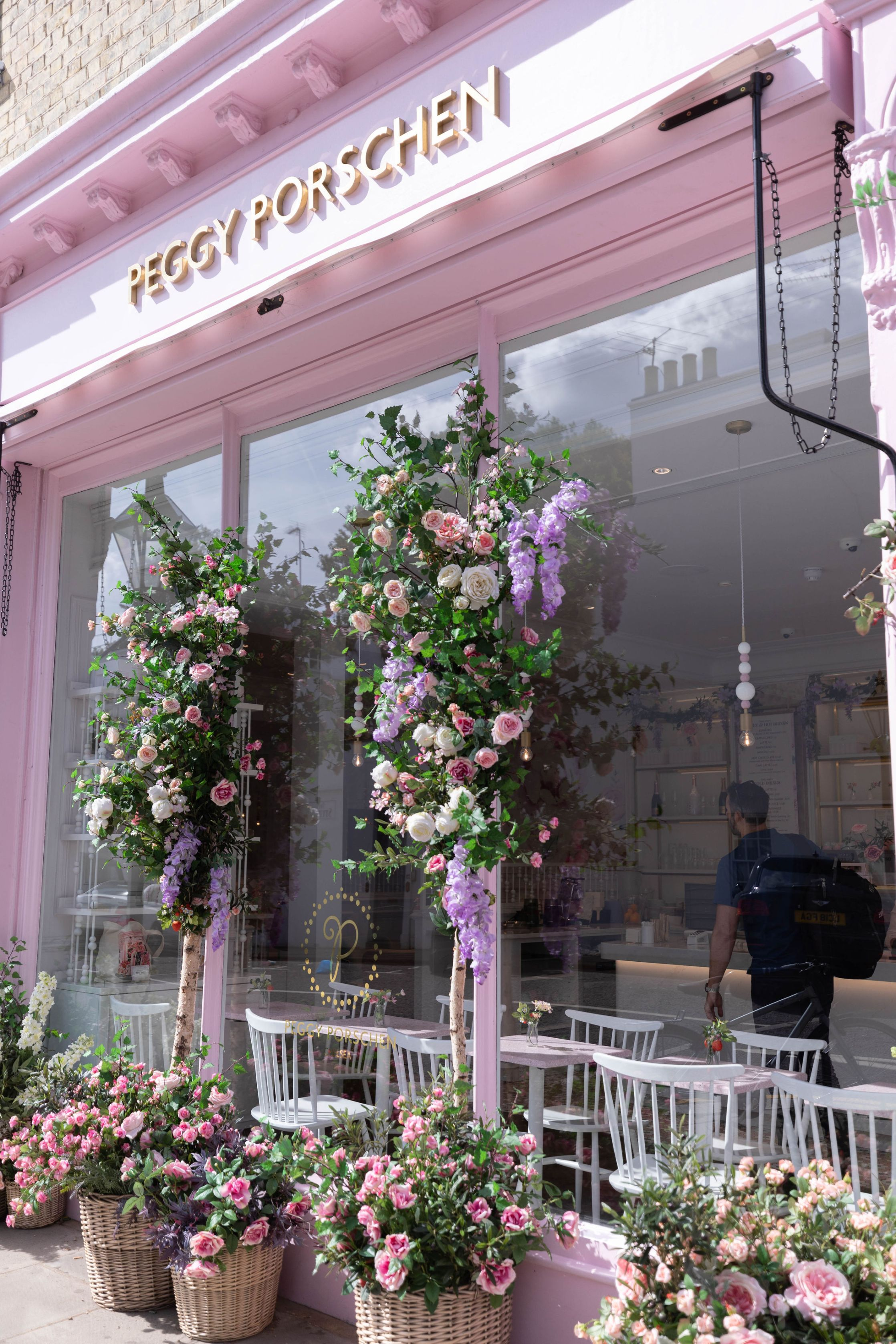 Peggy Porschen Cafe London City Guide the Official Travel Guide of London, England