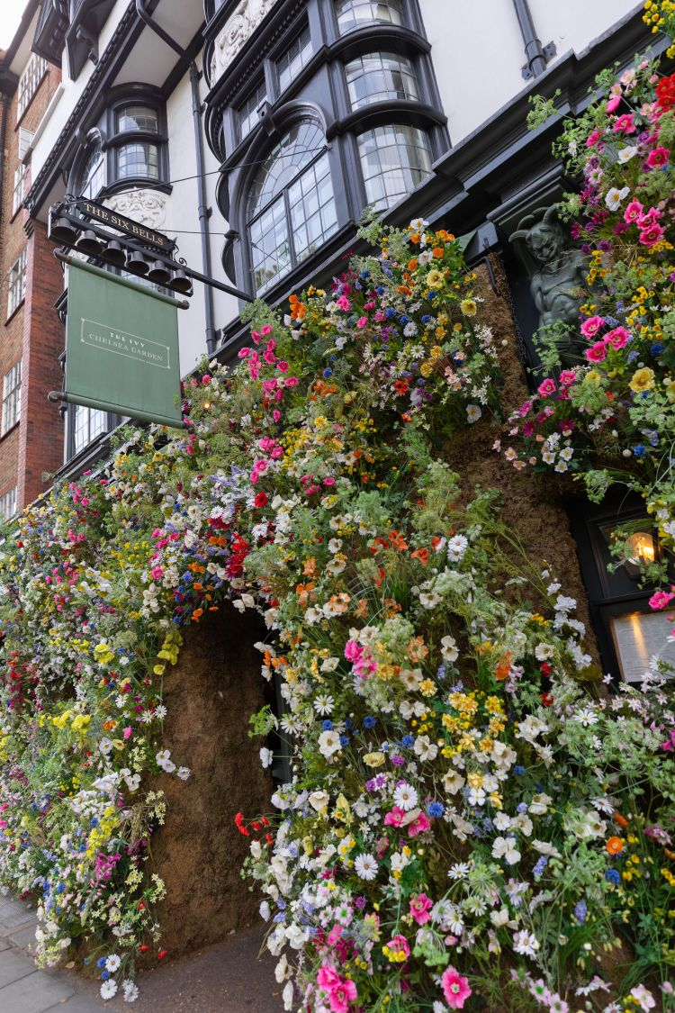 Luxury Restaurants of the World: The Ivy Chelsea | London