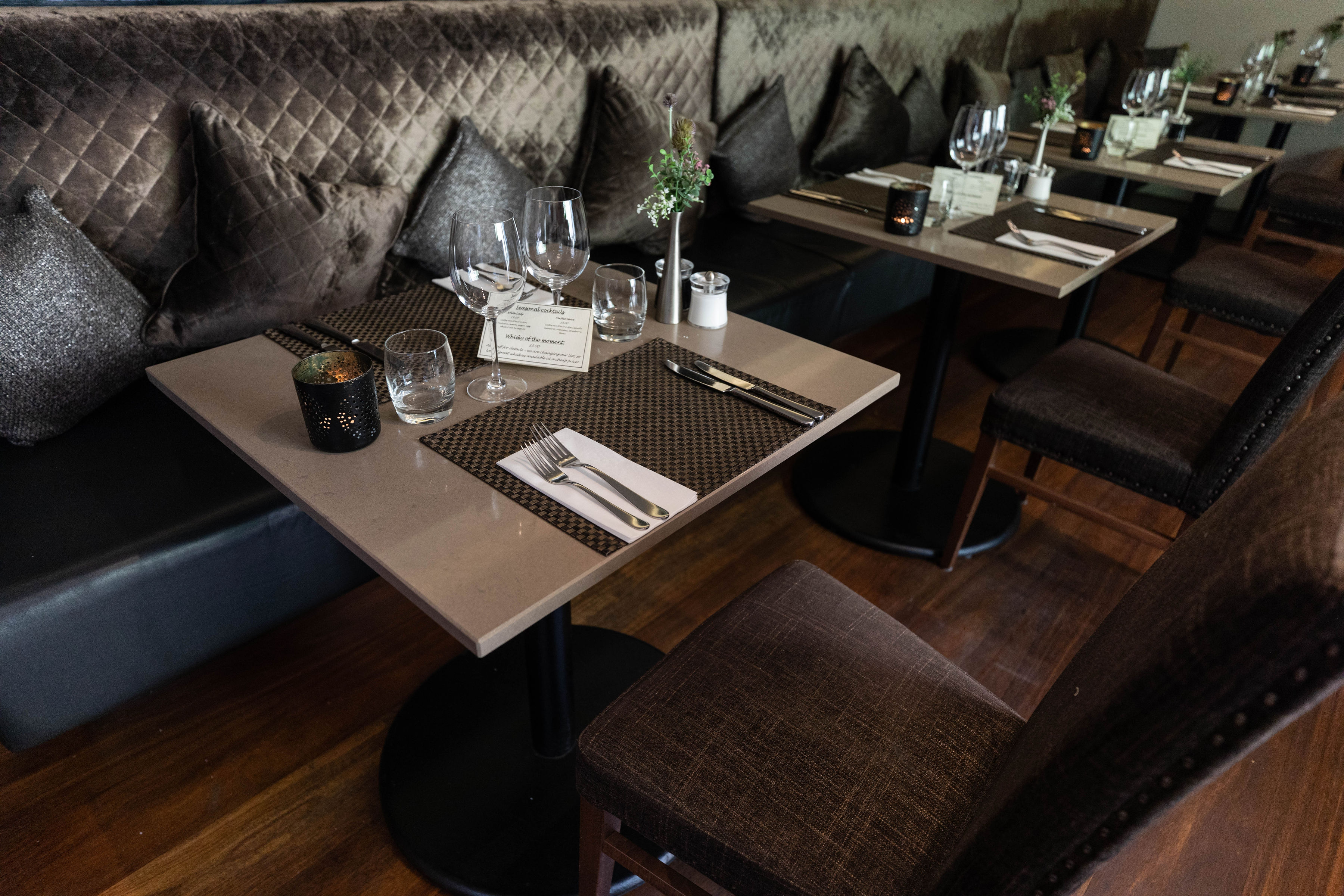 Luxury Restaurants of the World Angels with Bagpipes Michelin Star in Edinburgh Scotland Fine Dining in the United Kingdom