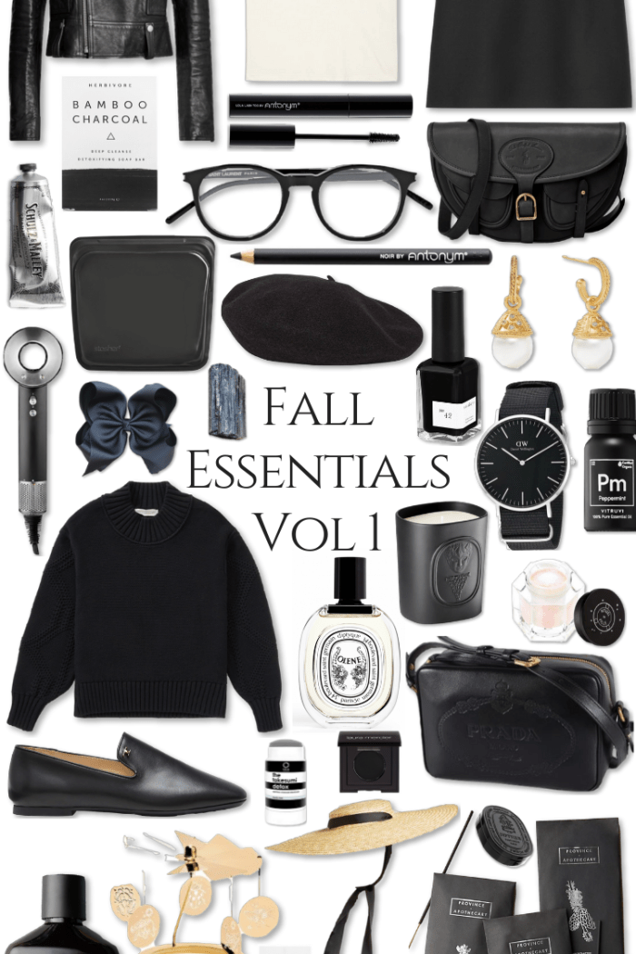 Fall Essentials Vol. I