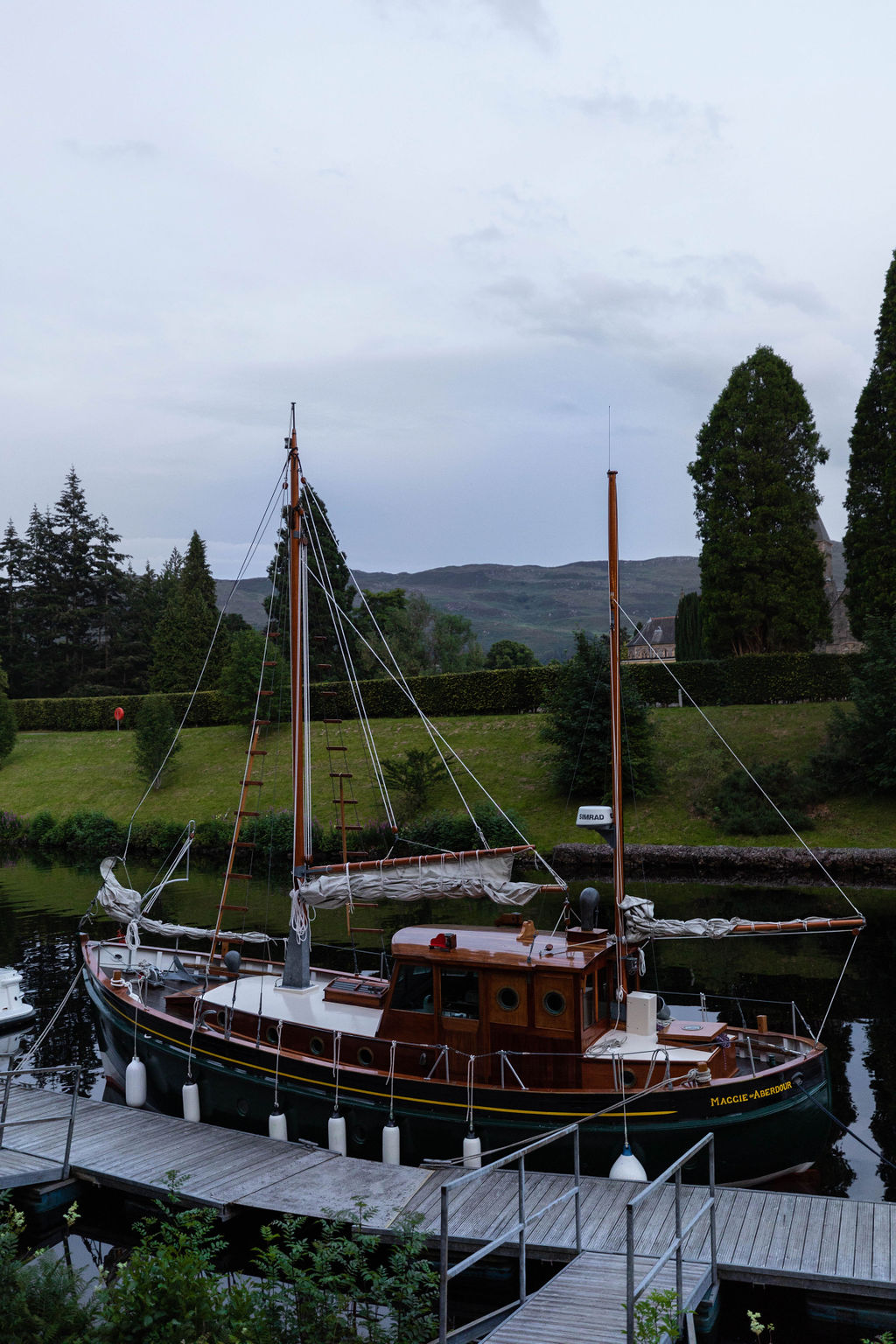 Charter a Sailboat in Loch Ness City Travel Guide Tourism Information by Annie Fairfax