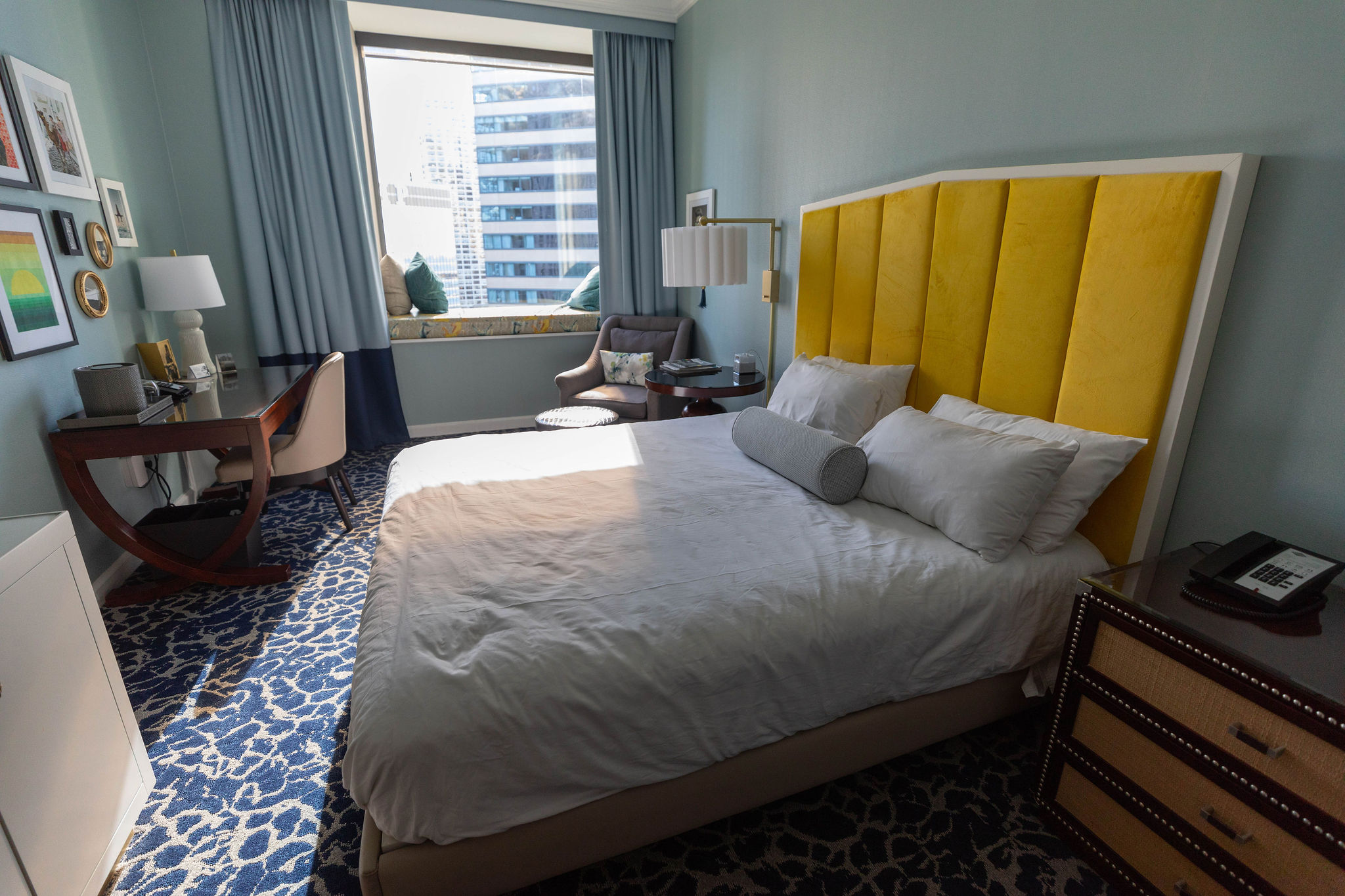 Kimpton Hotel Monaco Chicago Review Luxury Hotels of the World by Annie Fairfax
