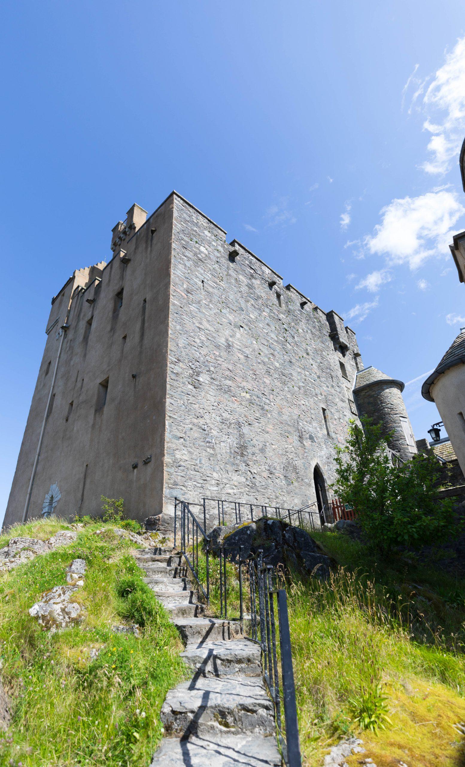 Eilean Donan Castle Isle of Skye Dornie Scotland Scottish Tour by Annie Fairfax