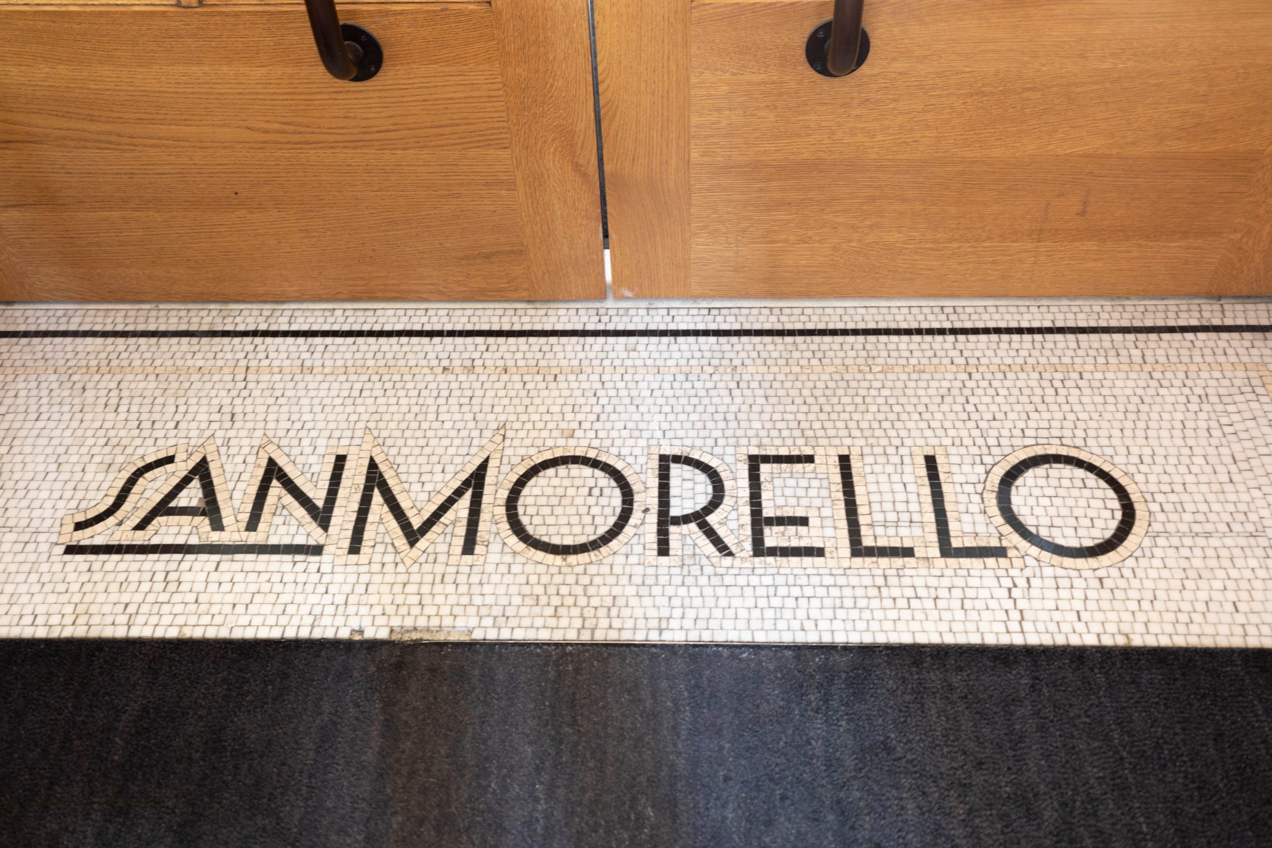 San Morello Authentic Italian Restaurant in Downtown Detroit Inside Shinola Hotel Written & Photographed by Annie Fairfax
