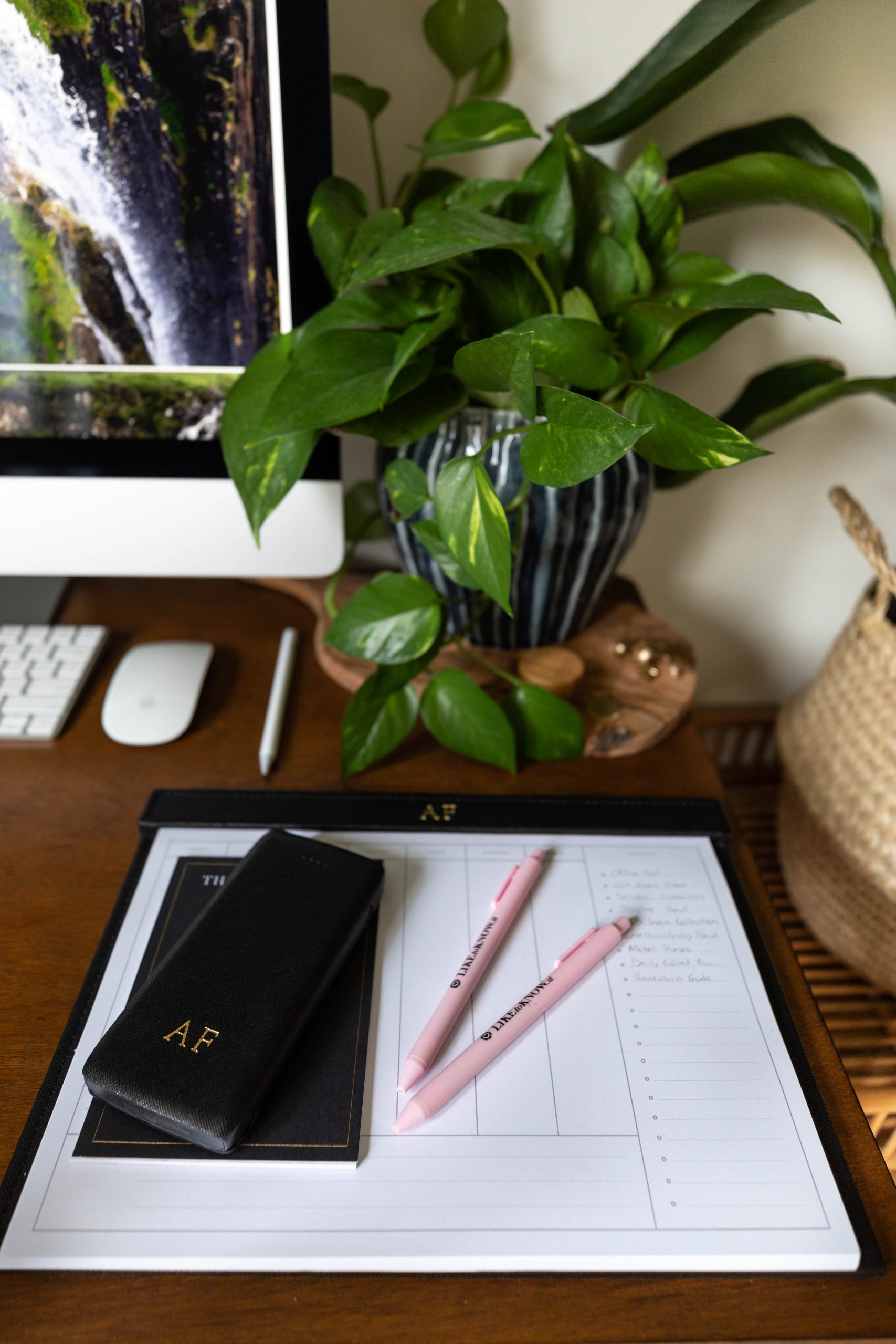 My Work From Home Essentials by Annie Fairfax luxury Travel & Lifestyle Writer
