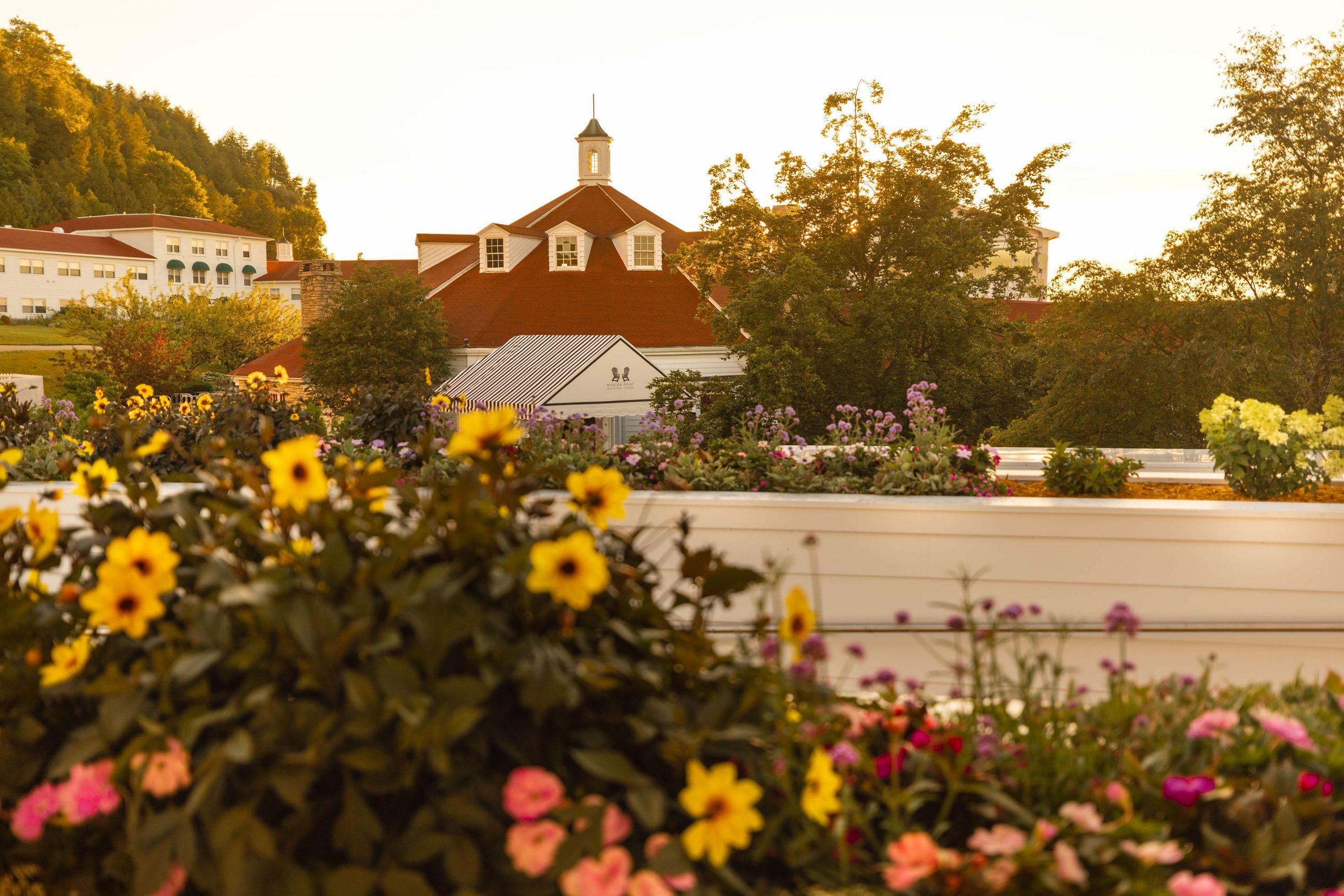 Mission Point Resort Review on Mackinac Island Midwest Michigan Luxury Hotels by Annie Fairfax