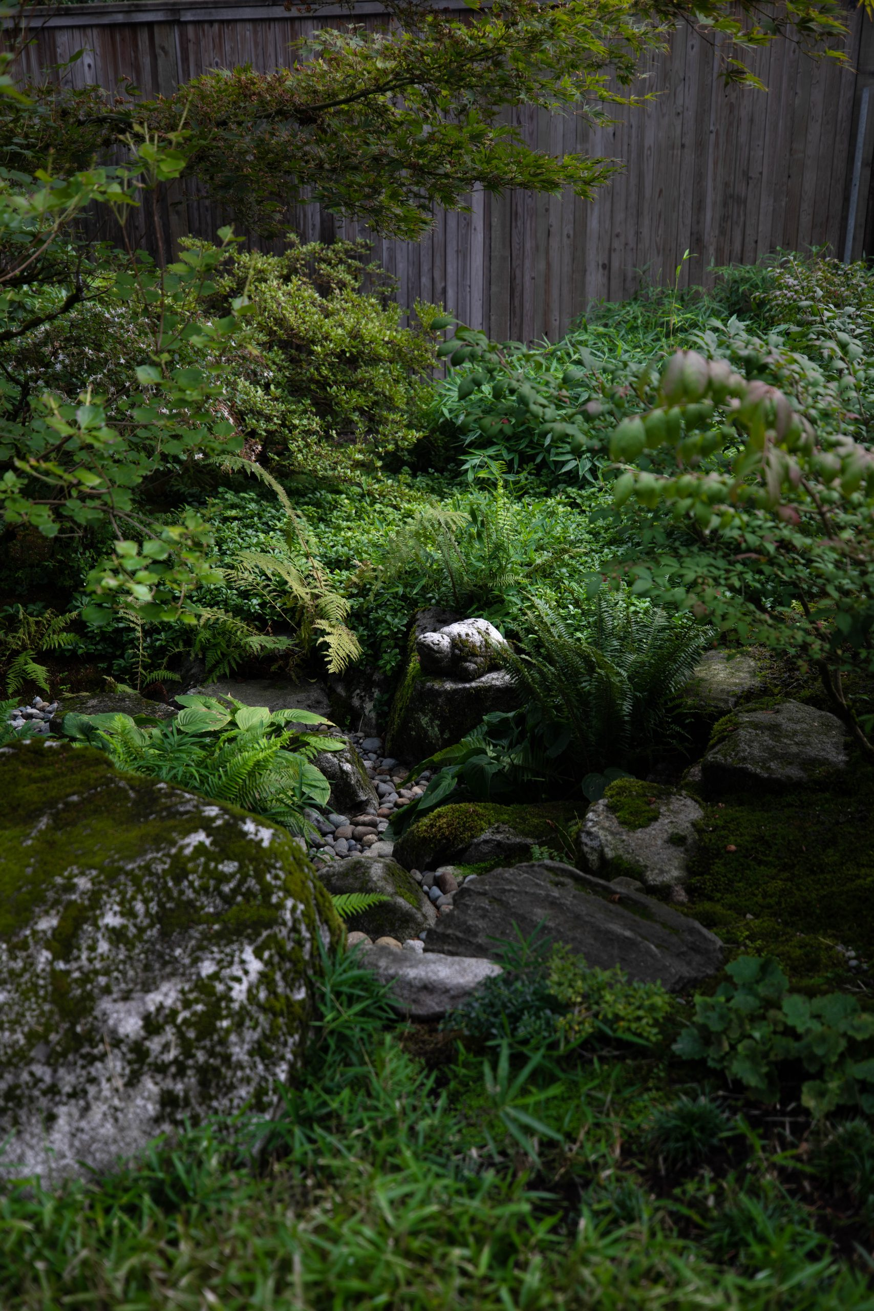 Seattle Japanese Garden in Washington Pacific Northwest by Annie Fairfax