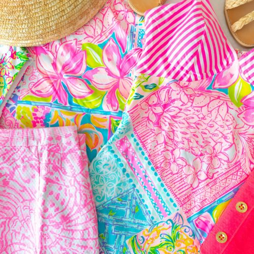 What I Bought in the Lilly Pulitzer After Party Sale My Lilly Pulitzer Sale Haul by Annie Fairfax