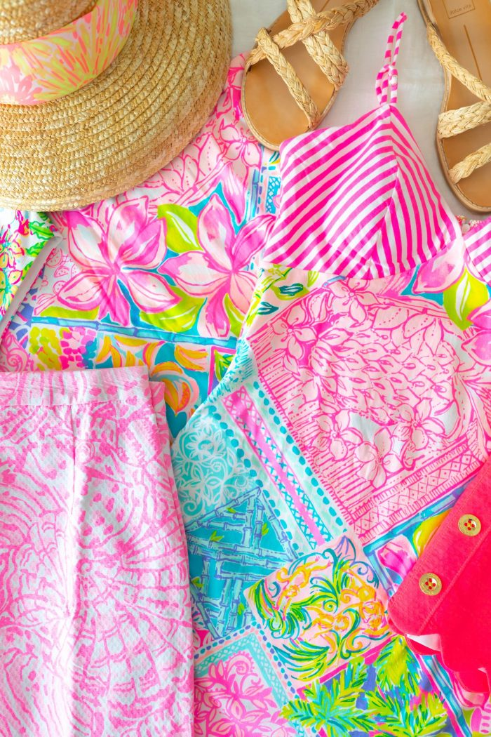 What I Bought in the Lilly Pulitzer After Party Sale