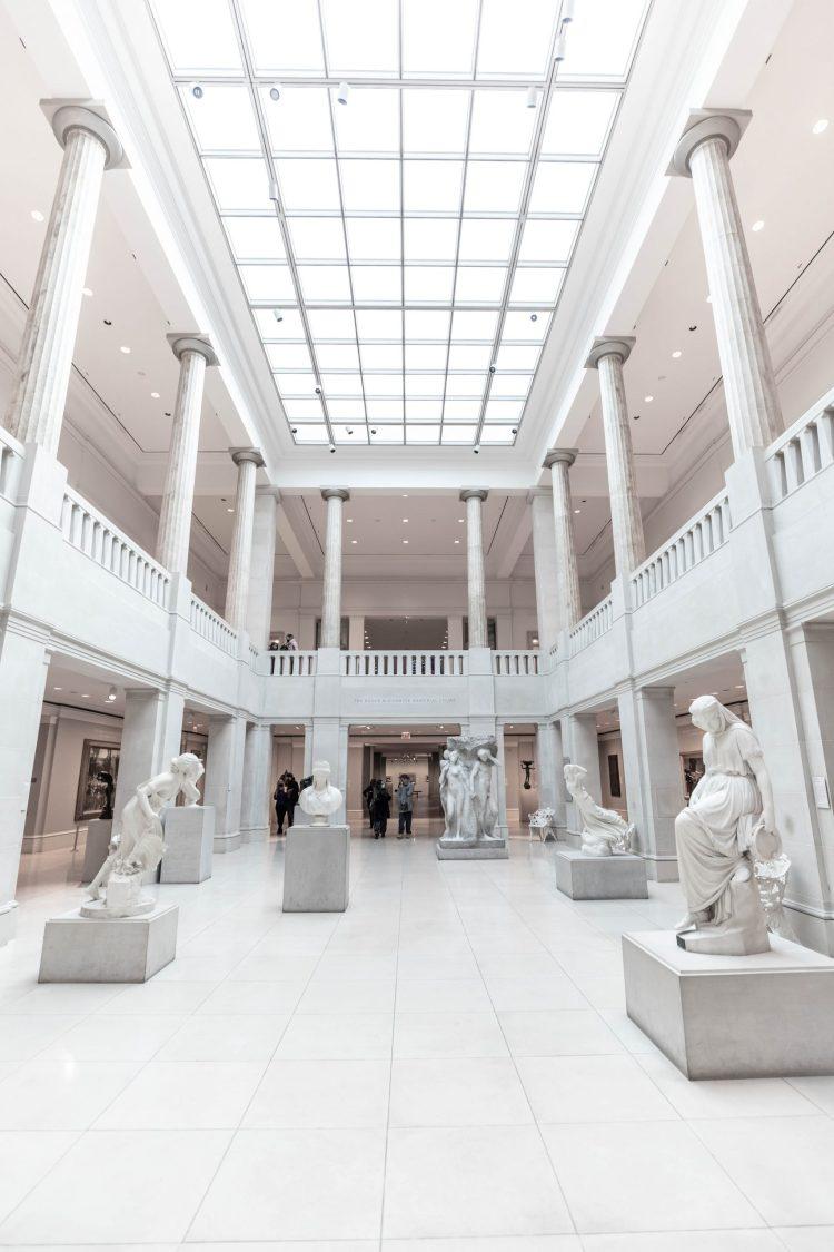 Visiting The Art Institute of Chicago