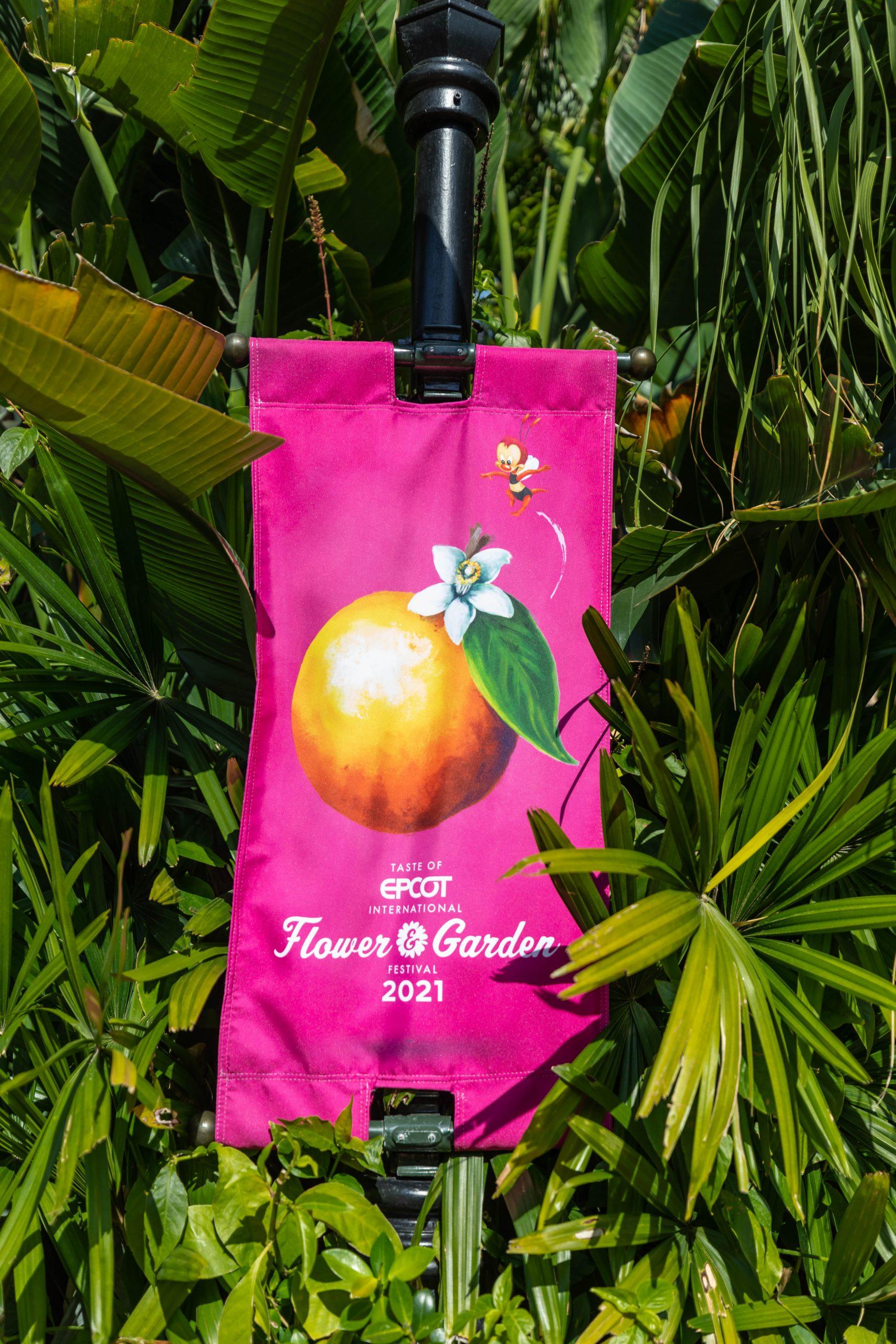 Epcot World Showcase Epcot International Flower & Garden Festival by Annie Fairfax