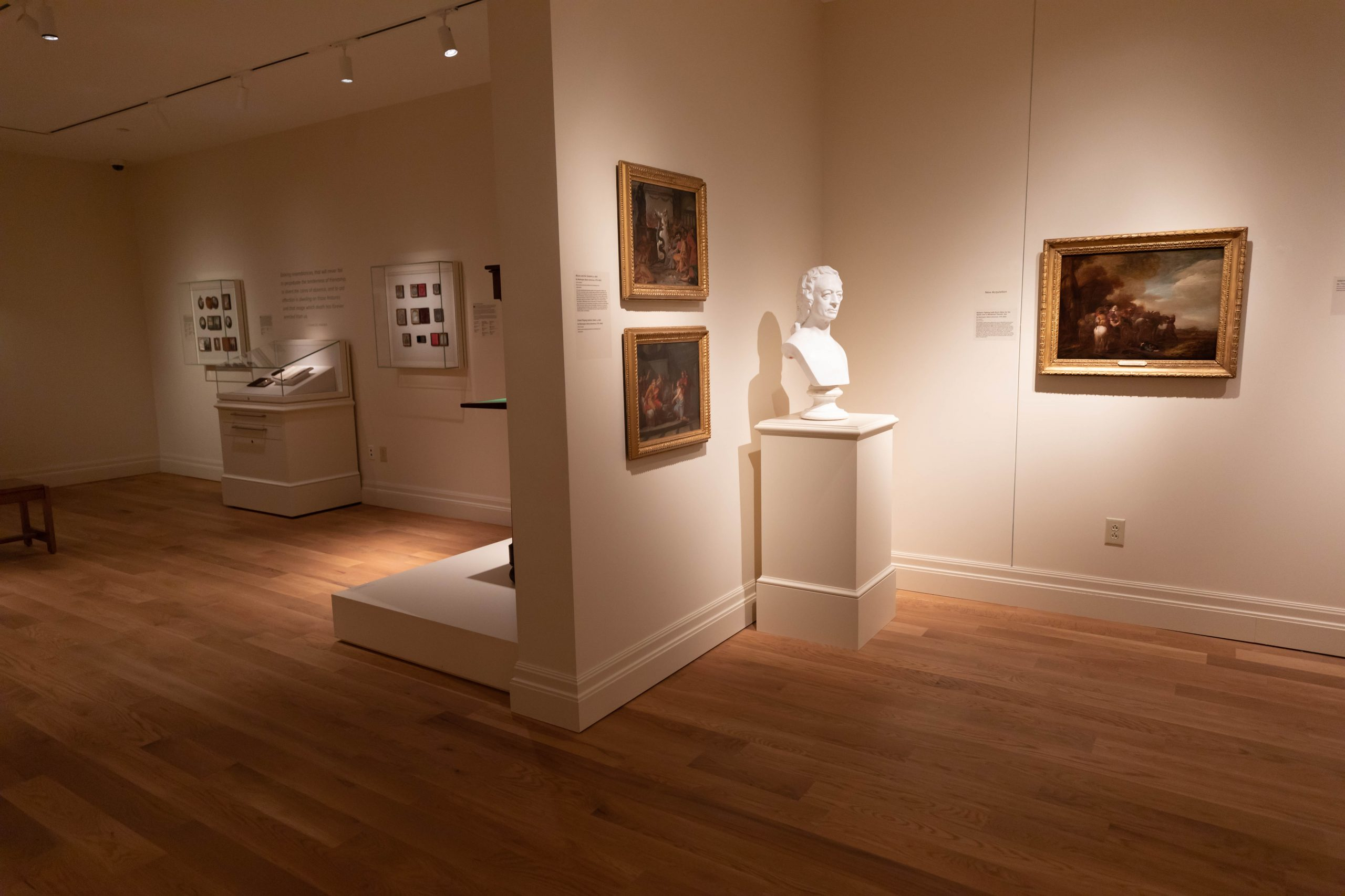 The Gibbes Museum of Art in Charleston South Carolina Photographed by Annie Fairfax