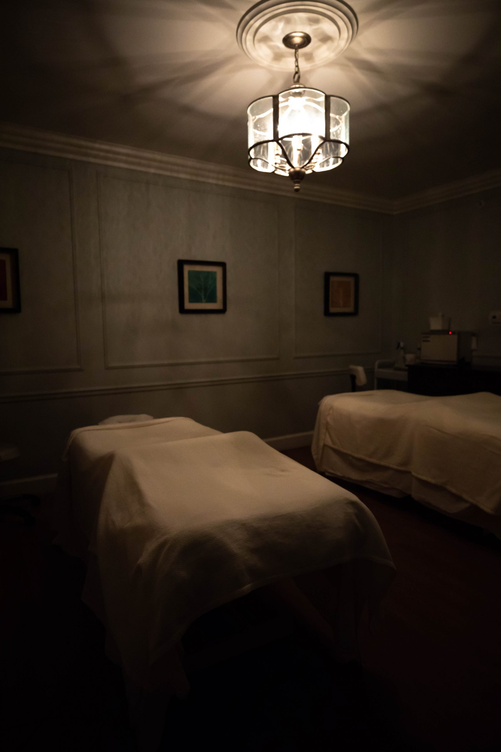 The Spa at Belmond Charleston Place Photographed by Annie Fairfax