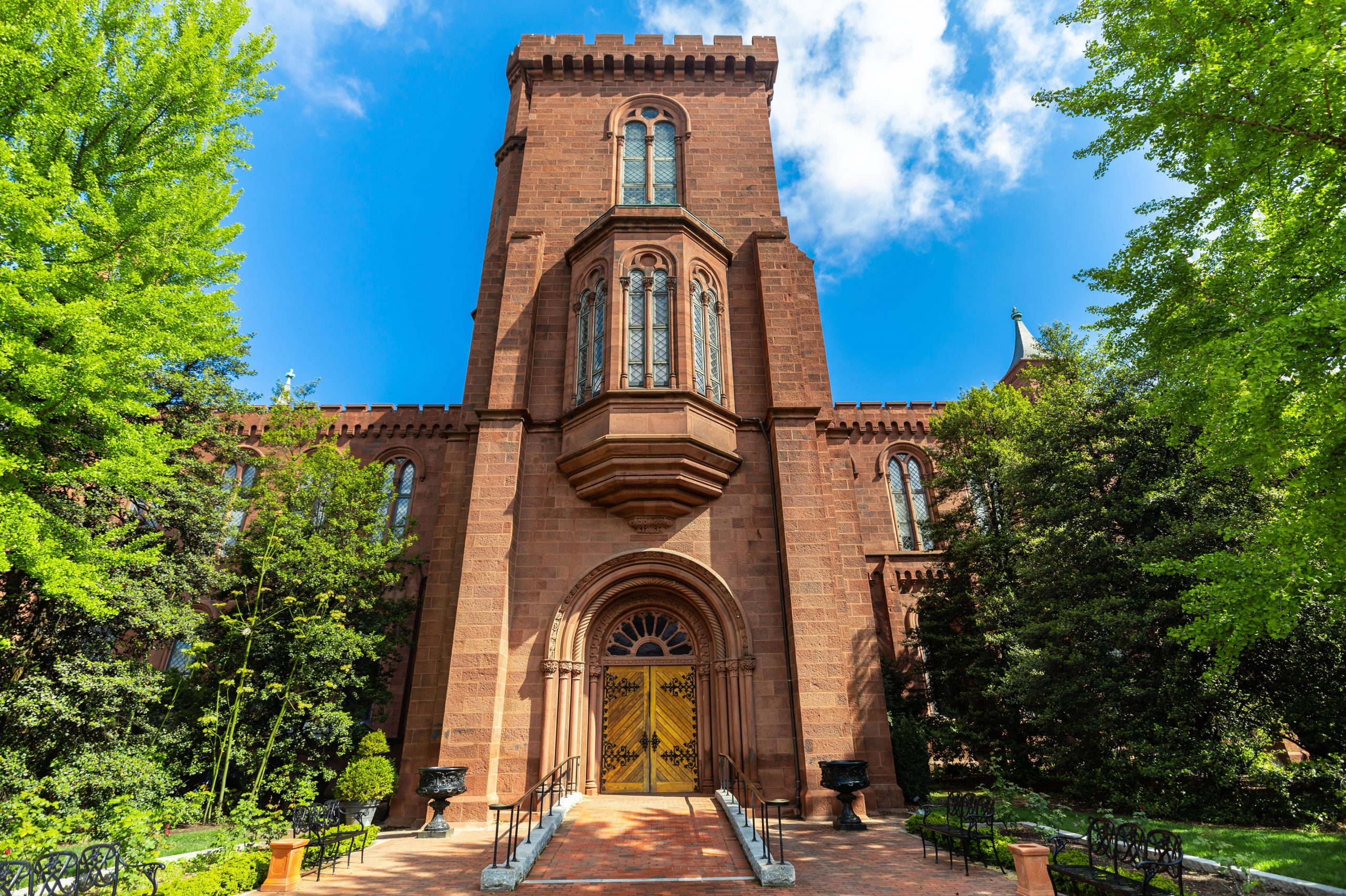 The Smithsonian Offices in Washington DC Photographed by Luxury Travel Writer Annie Fairfax