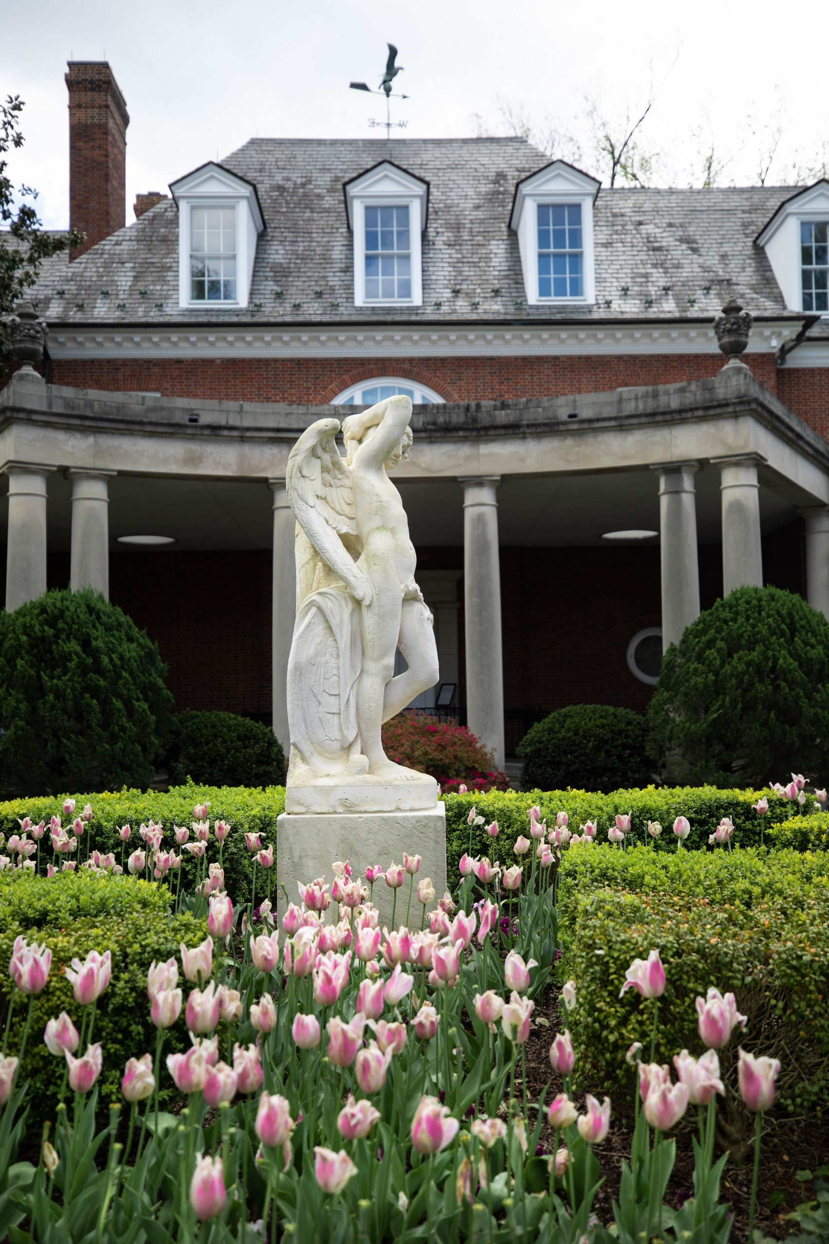 Hillwood Estate, Museum & Gardens in Washington, D.C. by Luxury Travel Writer and Photographer Annie Fairfax