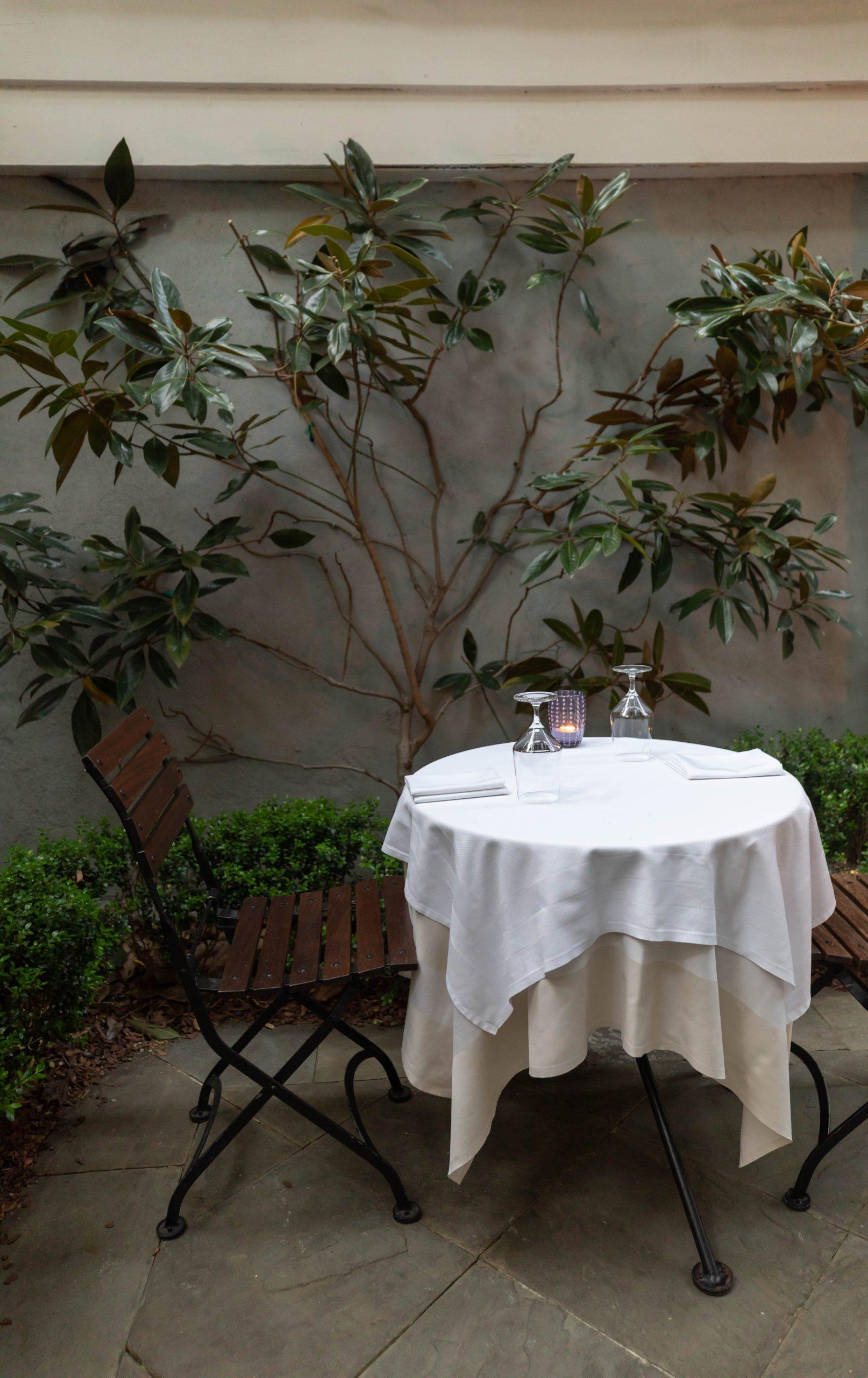Zero George Restaurant + Bar in Charleston South Carolina Photographed and Written by Luxury Travel Writer Annie Fairfax