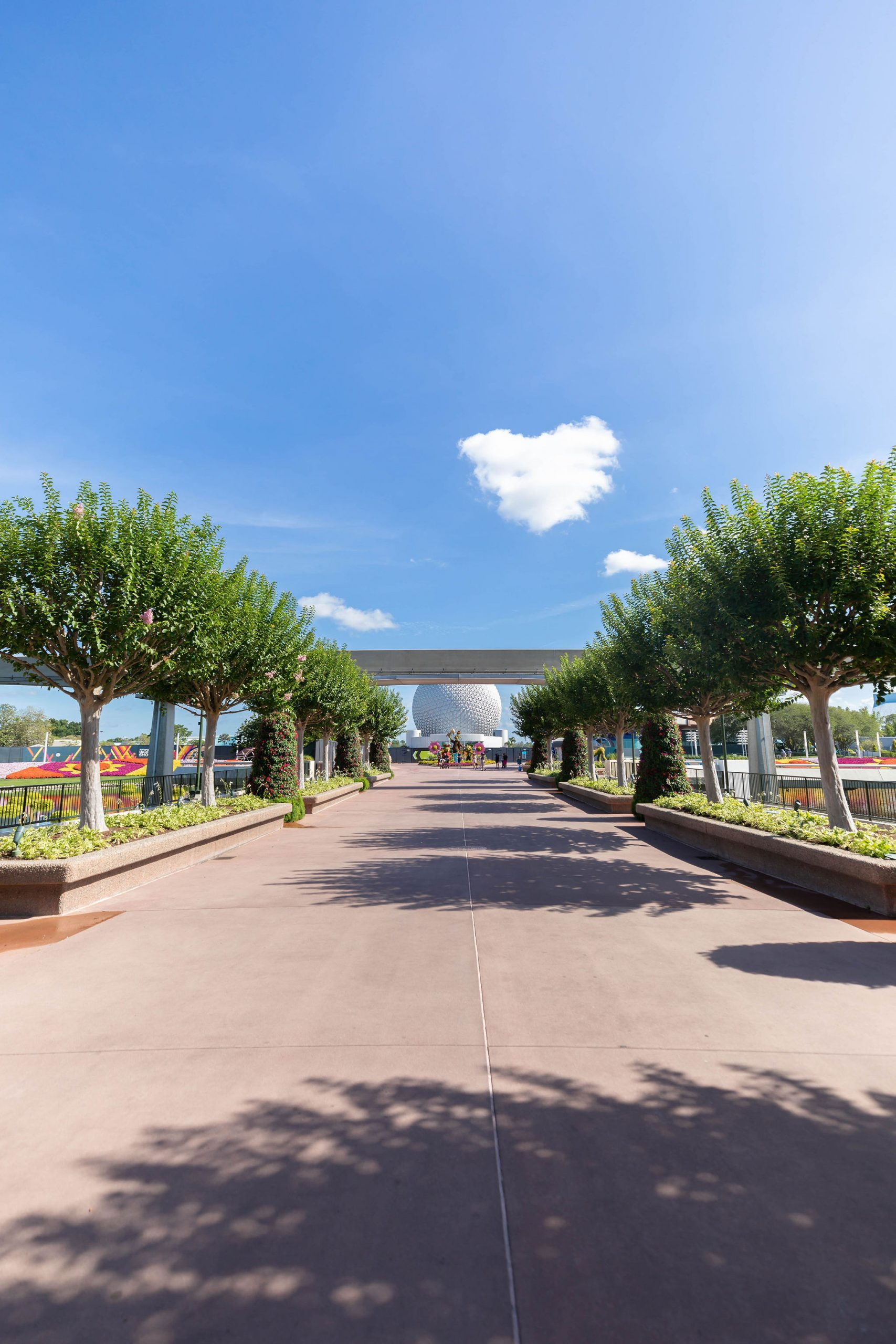 Epcot Without Crowds Photographed by Luxury Travel Writer Annie Fairfax