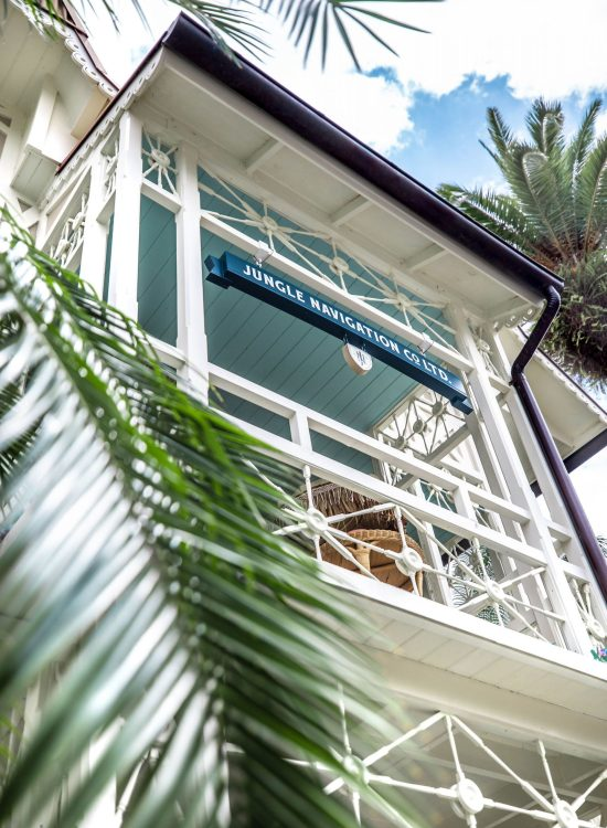 Jungle Treehouse in Magic Kingdom Adventureland by Luxury Travel Writer Annie Fairfax