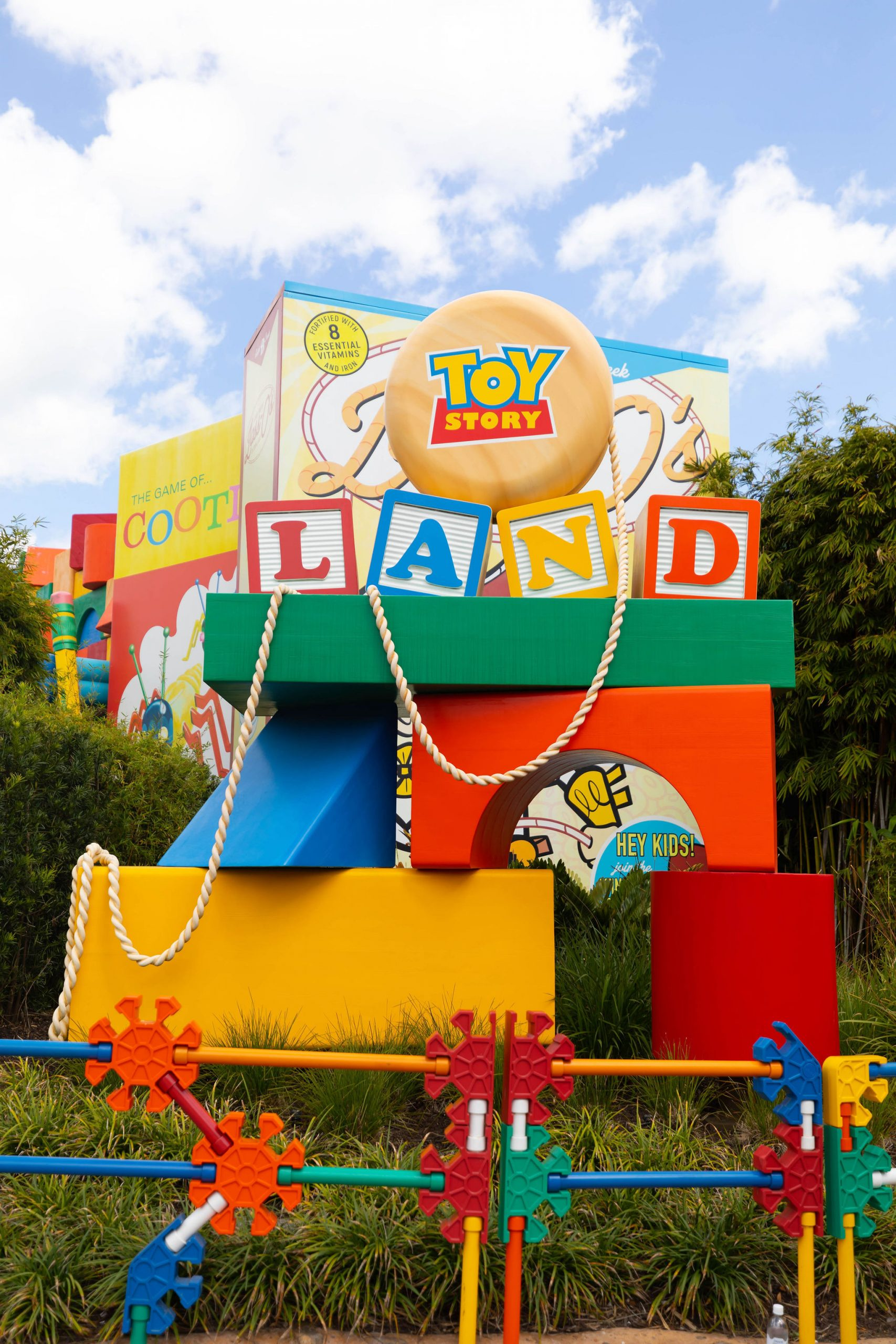 Toy Story Land Woody's Lunch Box Photographed by Annie Fairfax