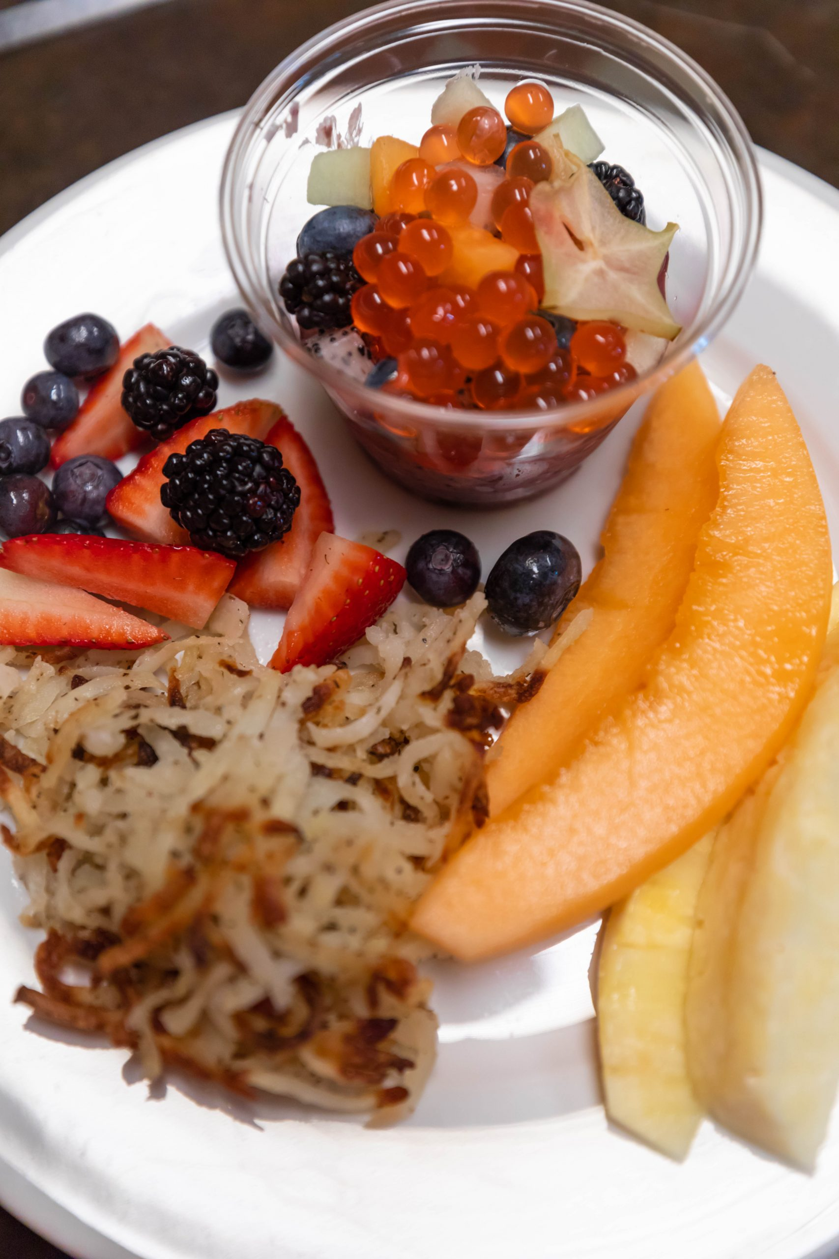 Docking Bay 7 Food & Cargo Breakfast During Private Tour of Galaxy's Edge Hollywood Studio Walt Disney World Annie Fairfax