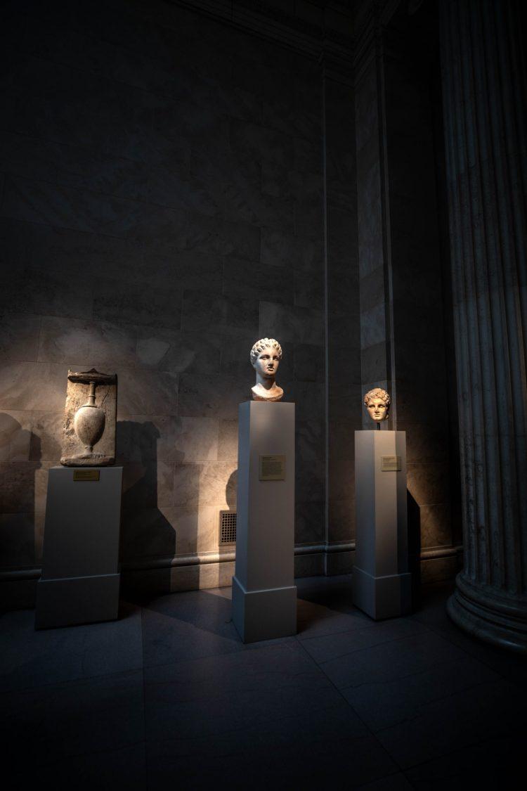 The Metropolitan Museum of Art in NYC