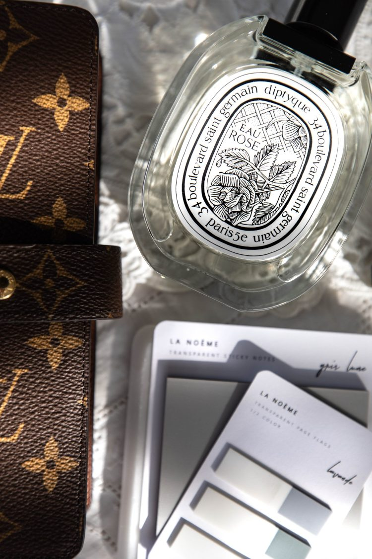 Louis Vuitton Agenda Setup