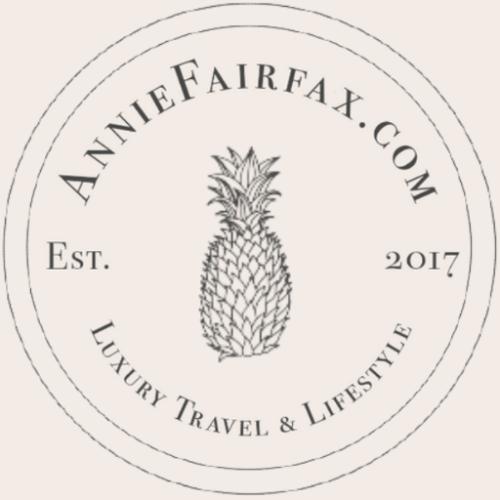 AnnieFairfax.com Logo