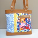 Winona Tote in some gorgeous geometrics
