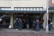 1. Starbucks der Welt