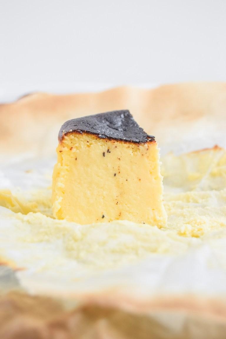 Basque Cheesecake 1