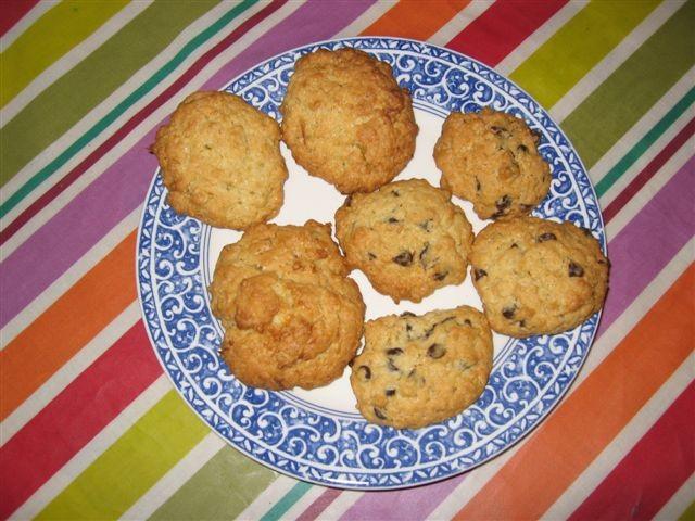 Le blog d'Hélène ou les cookies chocolat et gingembre