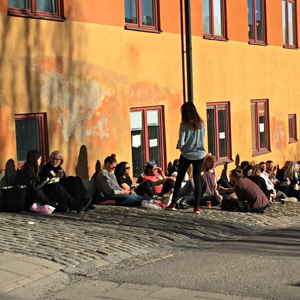 Soleil a stockholm