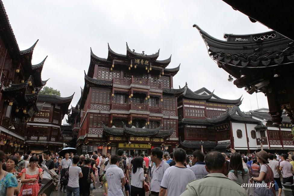 shanghaifoule