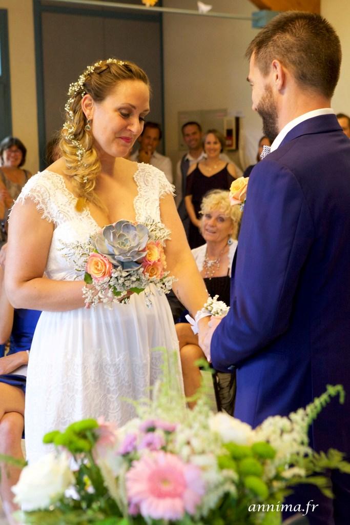 mariage bohème chic été 2017