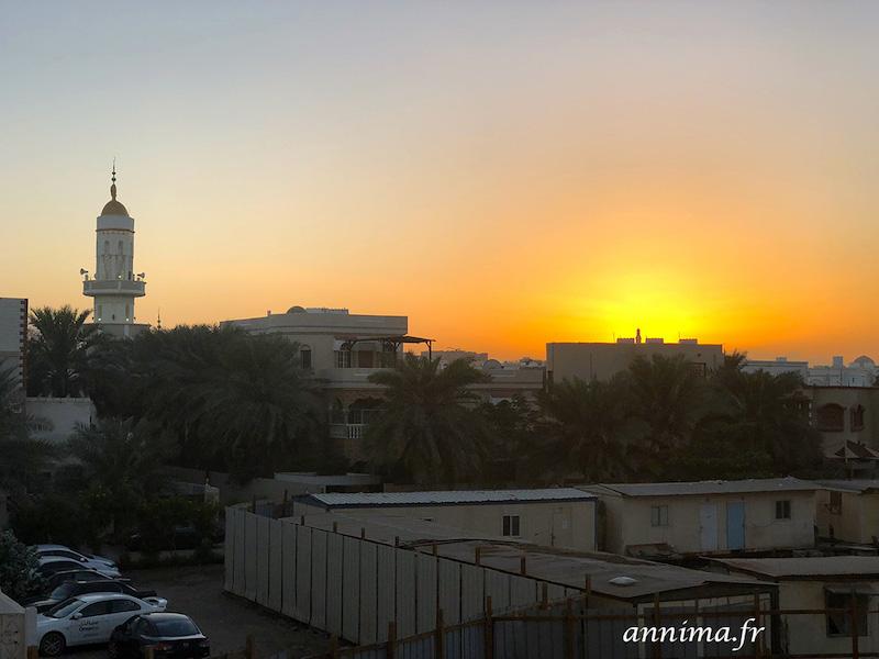 Quelques jours dans une famille omanaise