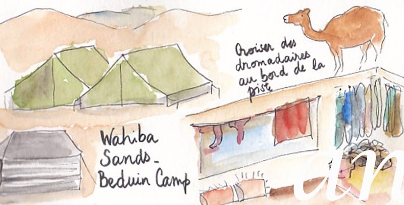 bédouins de Wahiba Sands