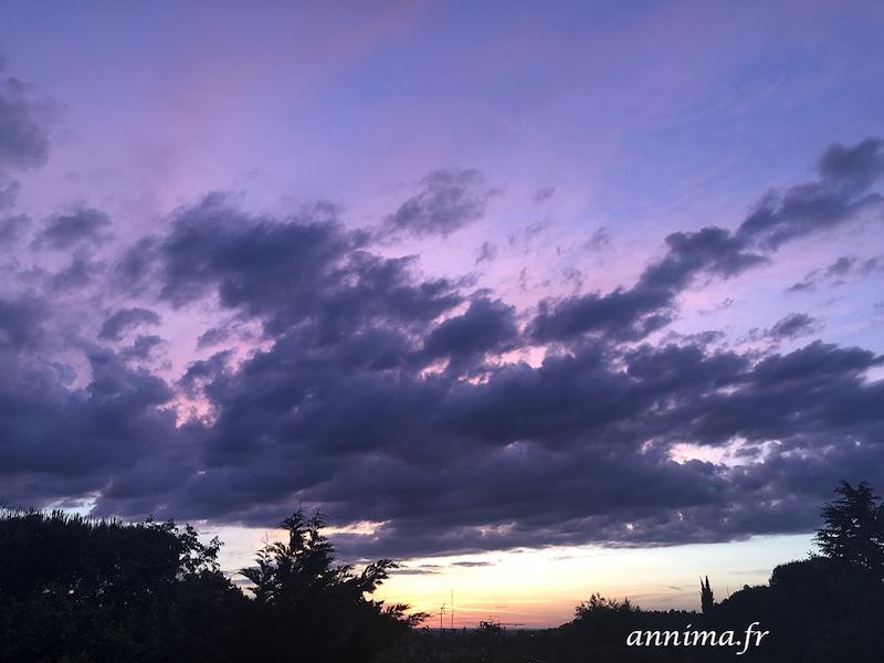 Iphoneography de juin 2018: «jovembre»puis l'été