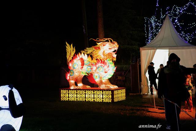Fééries de Chine, le festival des Lanternes à Gaillac