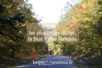 USA Blue ridge parkway
